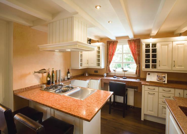Keuken door Pientka - Faszination Naturstein