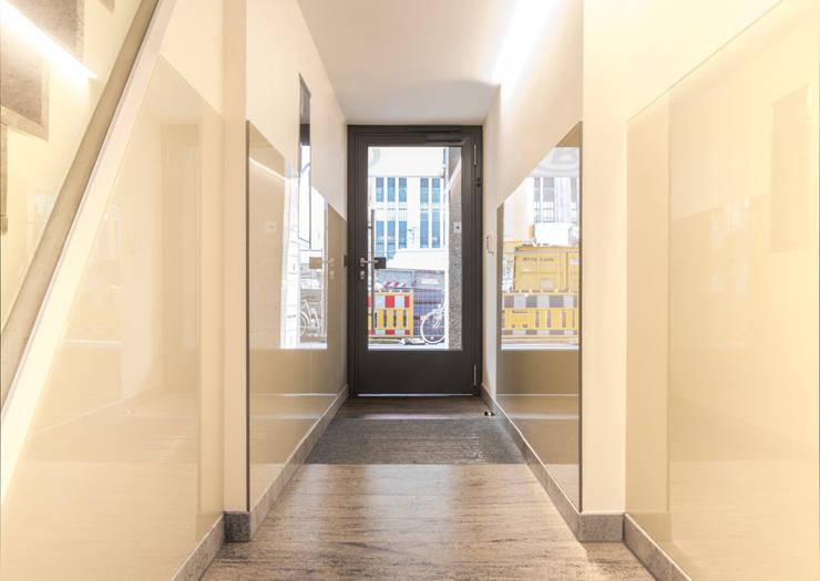 Edificios de Oficinas de estilo  por Pientka - Faszination Naturstein