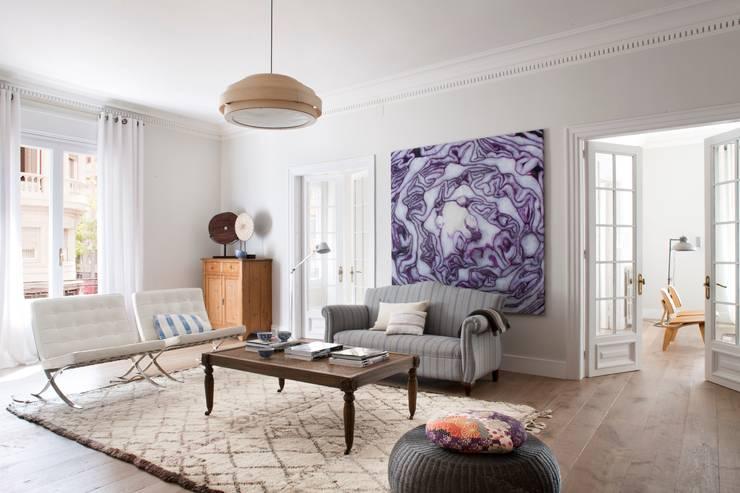 客廳 by Meritxell Ribé - The Room Studio
