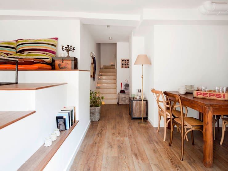 Salas de jantar  por The Room Studio