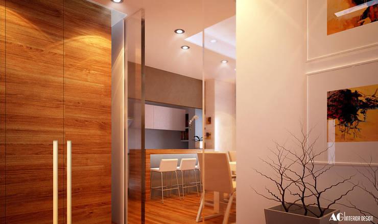 Cocinas de estilo  por AG Interior Design
