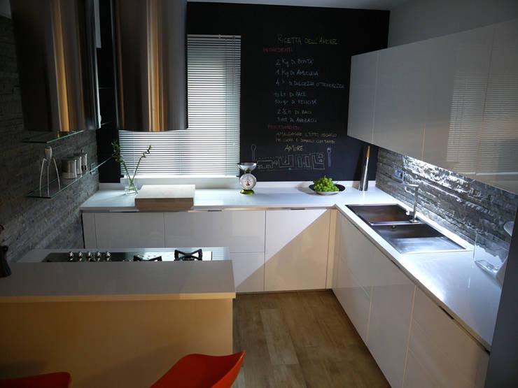 廚房 by d2w studio,
