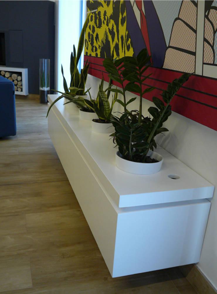 de style  par d2w studio, Moderne