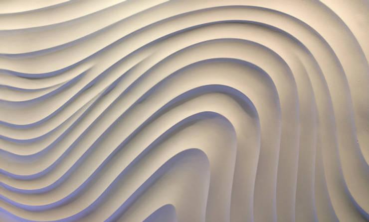 Philippe Ponceblanc Architecte d'intérieurが手掛けた壁&床