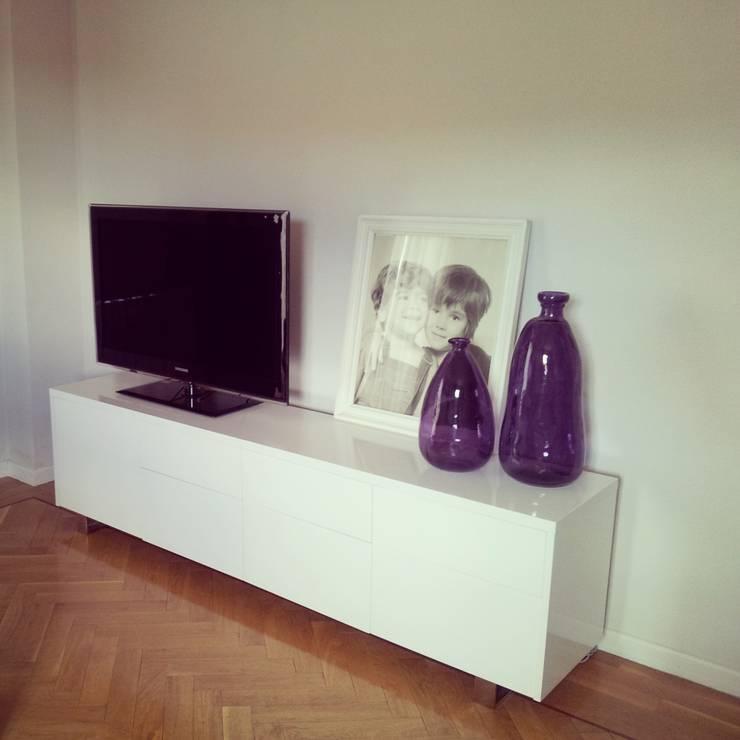 Salas de estilo  por Vade Studio SC