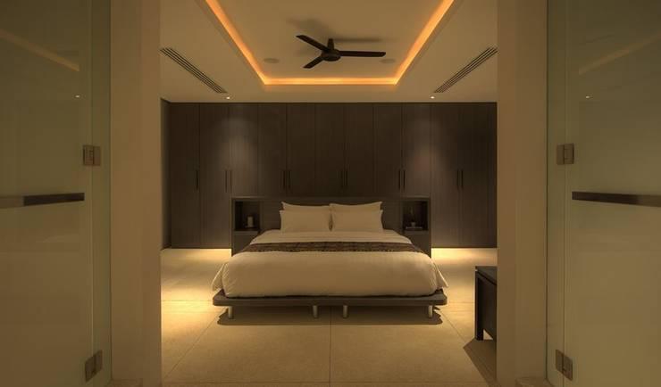 aziatische Slaapkamer door Alissa Ugolini - homify UK