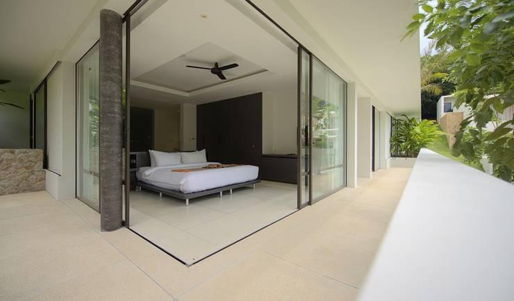 Bedroom:  Bedroom by Alissa Ugolini - homify UK