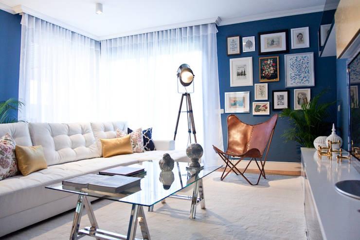 Wohnzimmer von www.rocio-olmo.com