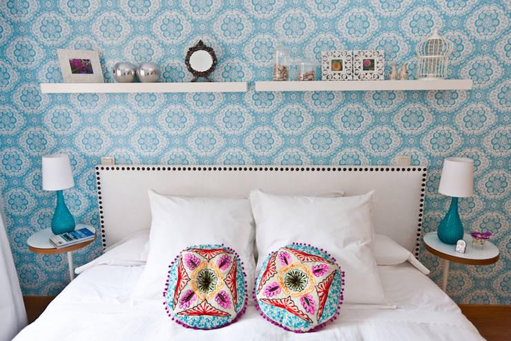 غرفة نوم تنفيذ www.rocio-olmo.com