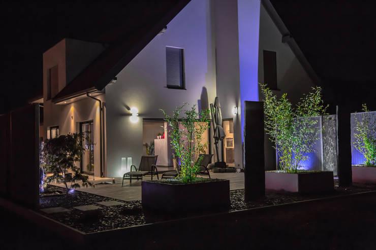 Jardin Zen: Maisons de style de style Moderne par Art Bor Concept