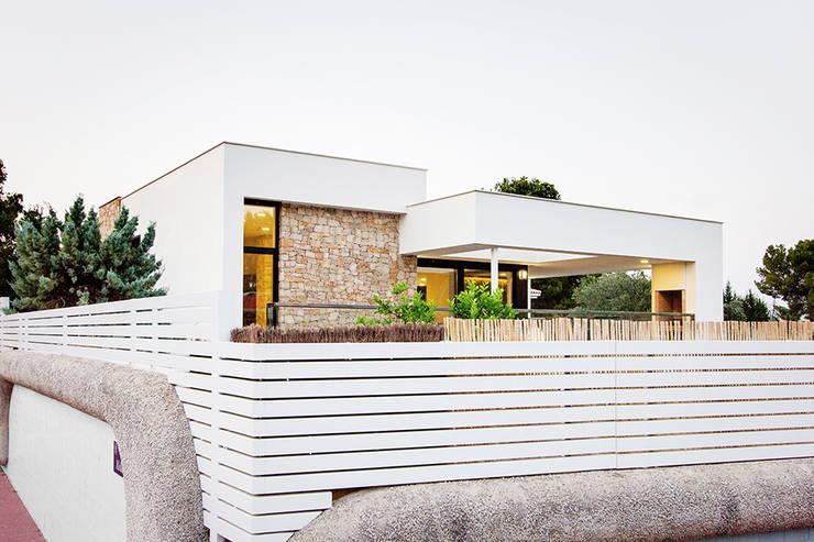 moderne Häuser von Chiralt Arquitectos