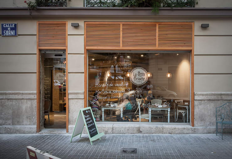 Locales gastronómicos de estilo  por Binomio Estudio
