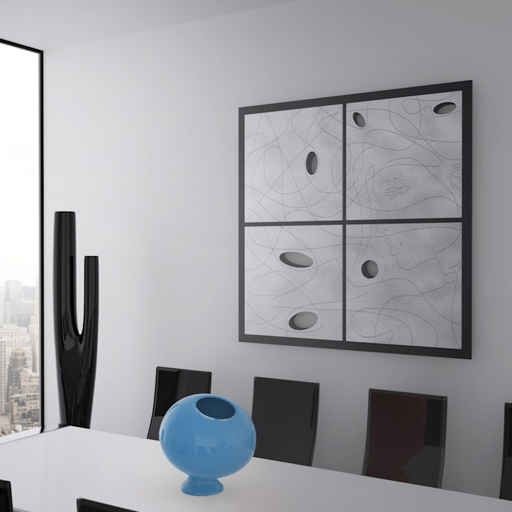 de estilo  por Varela  Design , Ecléctico
