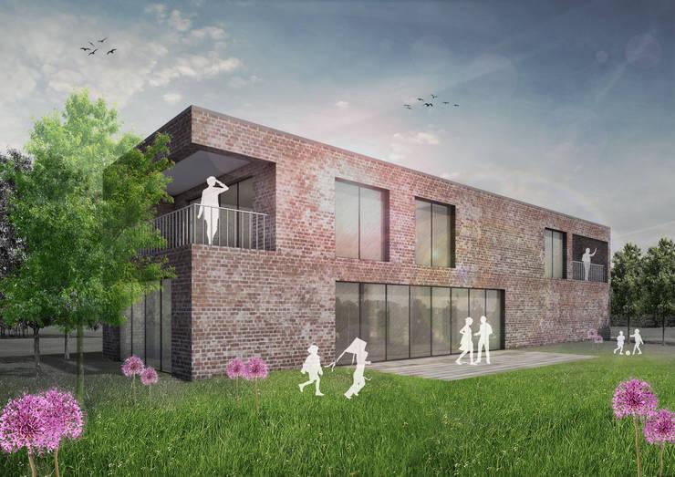 Houses by vollmilch. Das Architekturbüro.