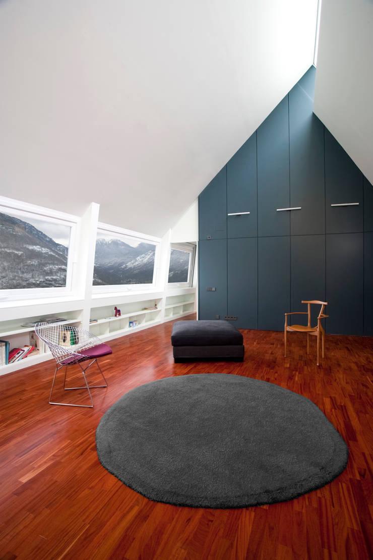 Wohnzimmer von Cadaval & Solà-Morales,