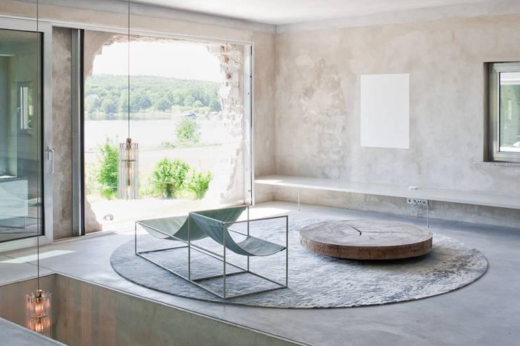 Interieur:  Wohnzimmer von REUBER HENNING