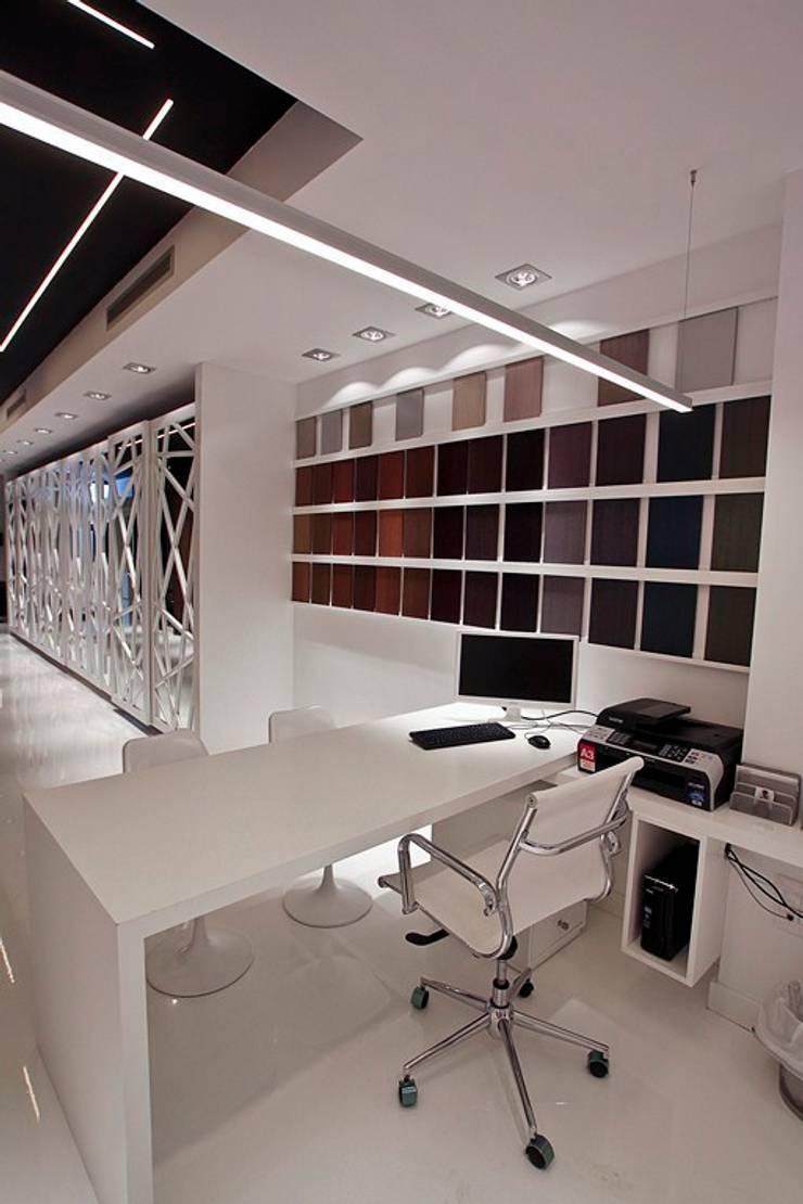 Estudio Sergio Castro arquitectura의  사무실
