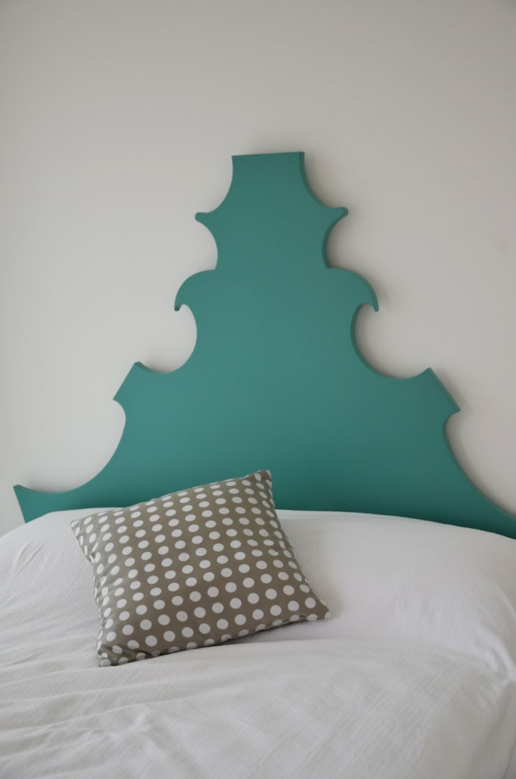 Interior design - Sea House - Jesolo Venezia Italy: Camera da letto in stile  di IMAGO DESIGN