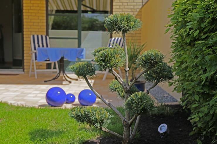 Oswald Gärten의  정원, 에클레틱 (Eclectic)