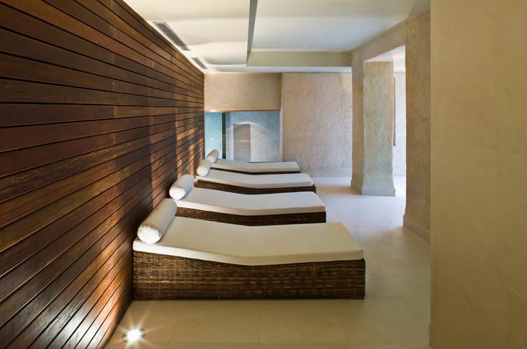 Donaire Arquitectos:  tarz Spa
