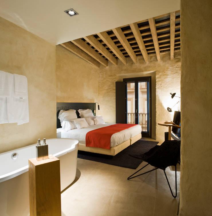 Donaire Arquitectos:  tarz Yatak Odası