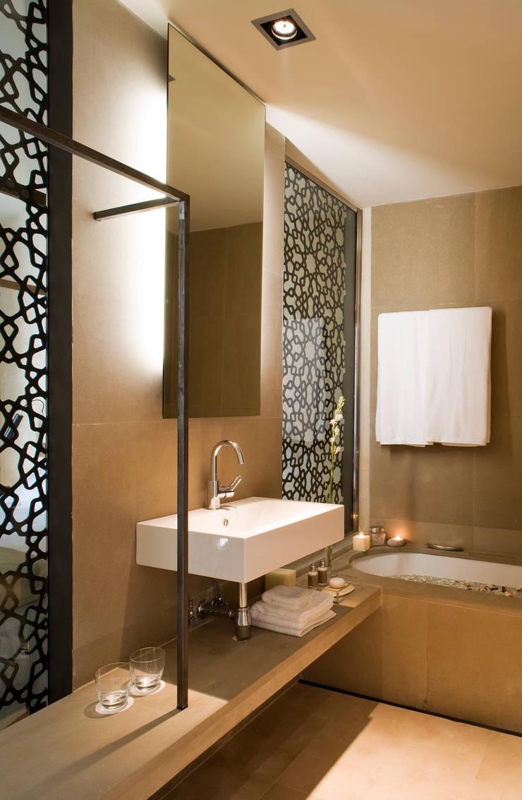 Donaire Arquitectos:  tarz Banyo