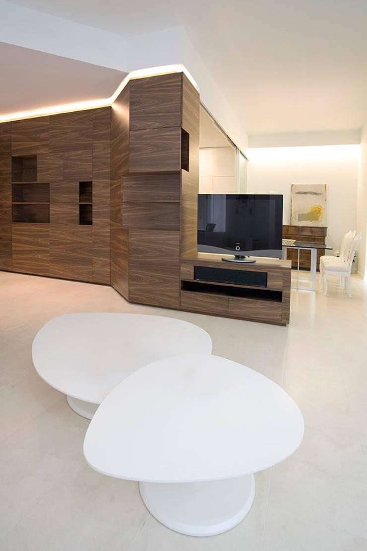 Casas de estilo  por Borja Garcia Studio