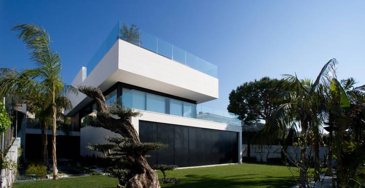 Дома в . Автор – MARIO COREA ARQUITECTURA