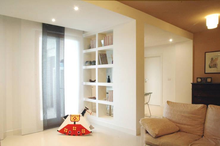 臥室 by NEAR Network di Architettura