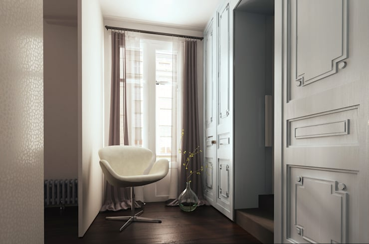 www.karineperez.com: Salon de style  par Agence KP