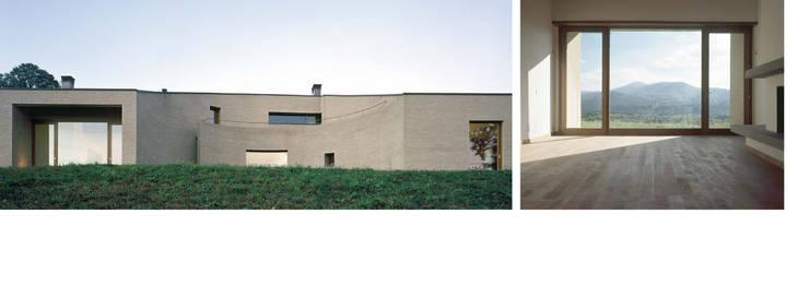 Casas de estilo  por AAA office