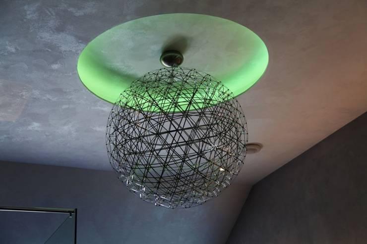 modern Living room by Bolz Licht & Wohnen