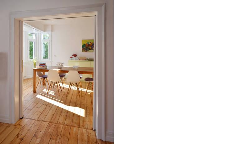 Proyectos comerciales de Scharrer Architektur GmbH