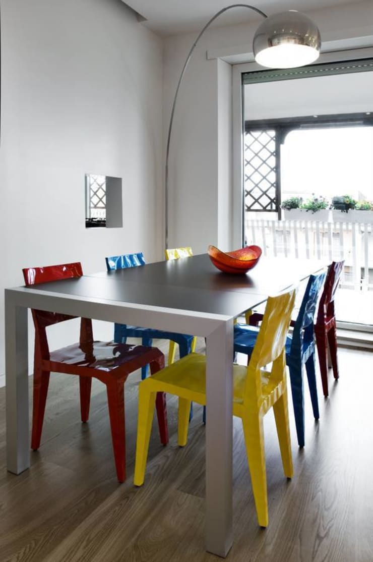 Dining room by Carmela Fasano Photographer