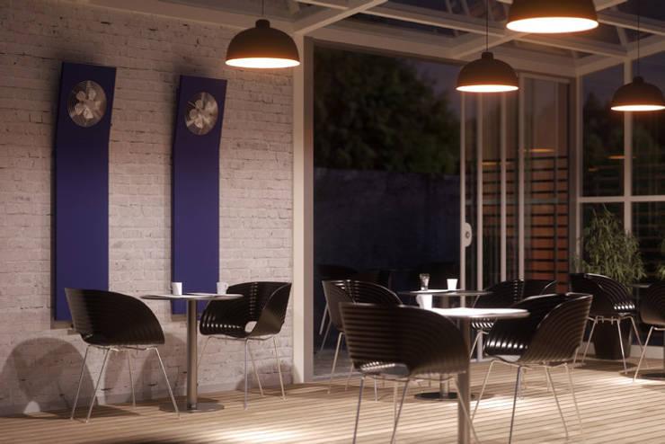 de estilo  de Lucarelli Rapisarda Architettura & Design
