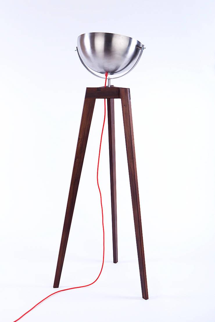 Lamp.Za: industriell  von Pizzeghello - Architekten Berlin,Industrial