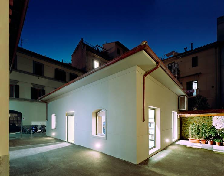 Studio Mimesi62: Case in stile  di G. Giusto - A. Maggini - D. Pagnano