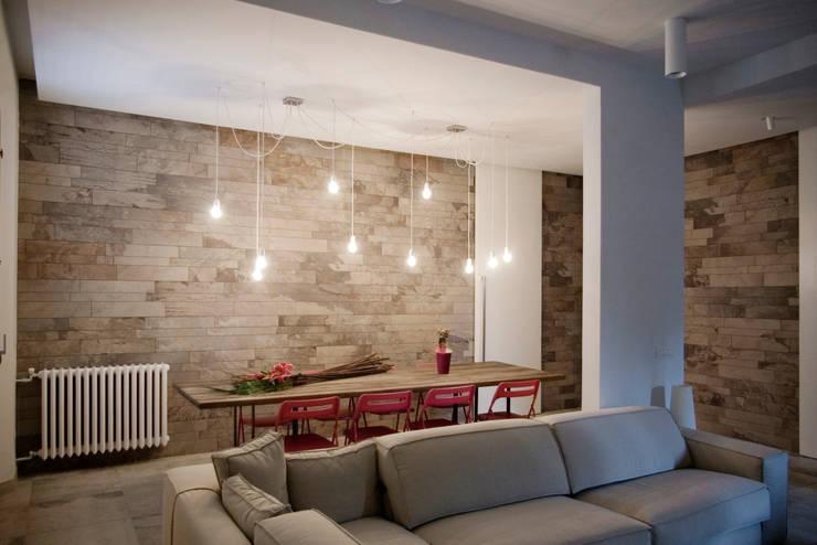 Comedores de estilo  por msplus architettura
