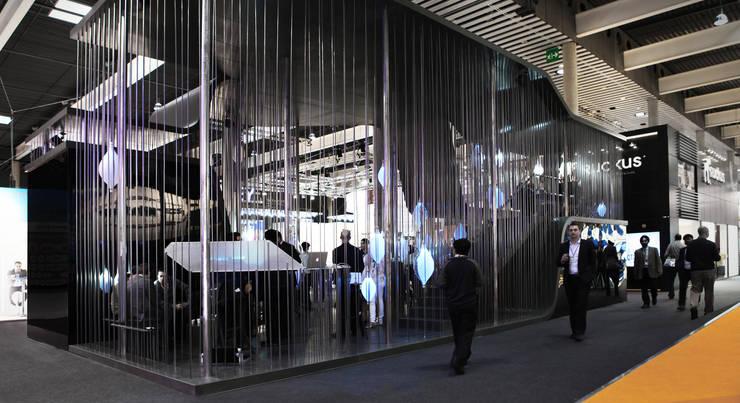 EXTERNAL REFERENCE ARCHITECTS의  전시장