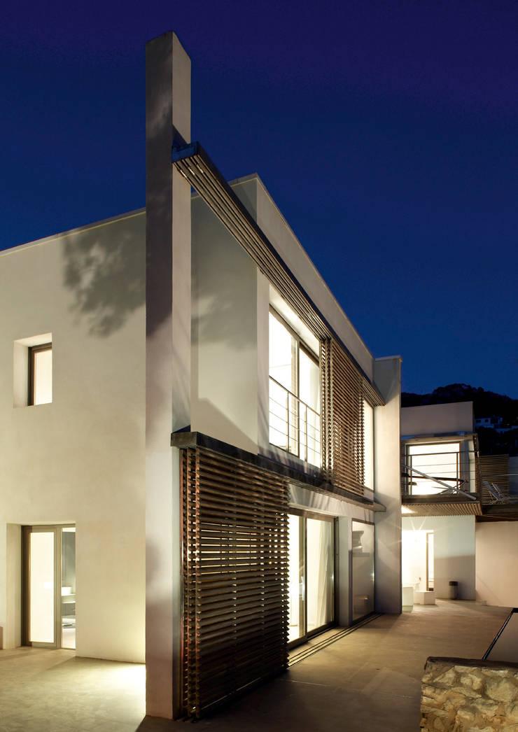 Octavio Mestre Arquitectos의  주택, 미니멀