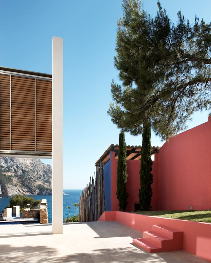 Octavio Mestre Arquitectos의  주택