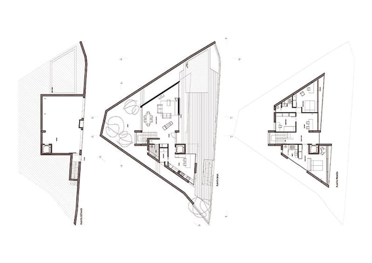 Houses by Octavio Mestre Arquitectos