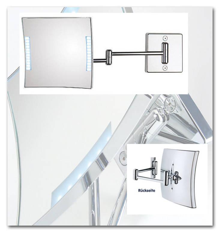 Kosmetikspiegel Schminkspiegel mit Beleuchtung:  Badezimmer von Kosmetikspiegel - Shop
