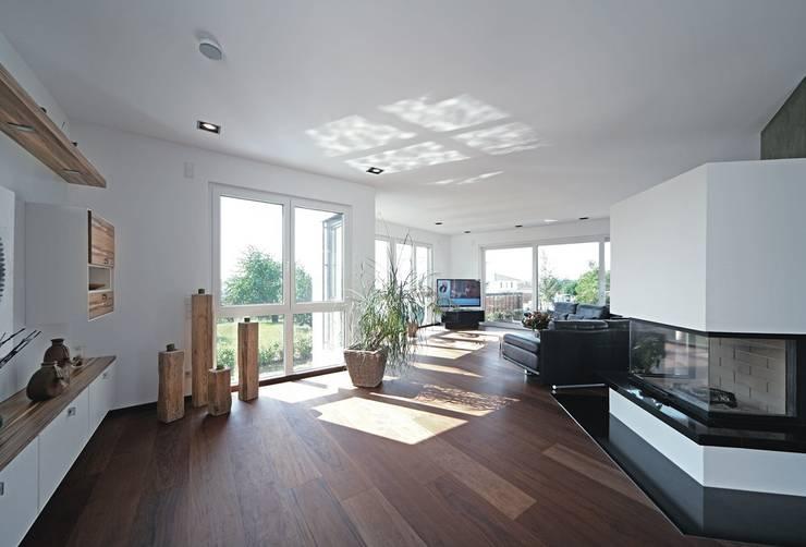 Frigge Bau und Möbeltischlerei의  창문 & 문