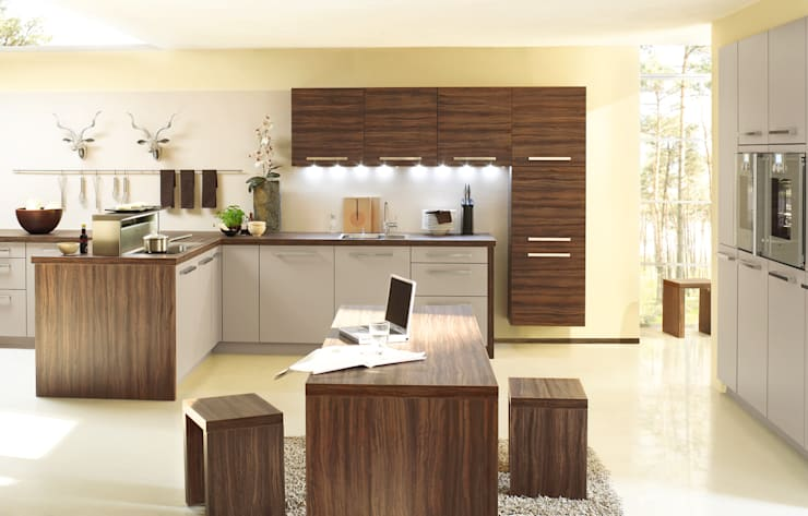 Küchen:   von Frigge Bau und Möbeltischlerei