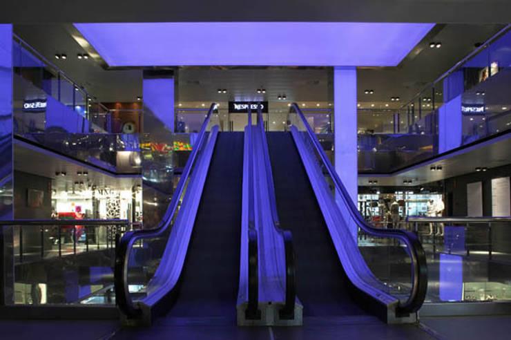 Shopping Centres by Octavio Mestre Arquitectos
