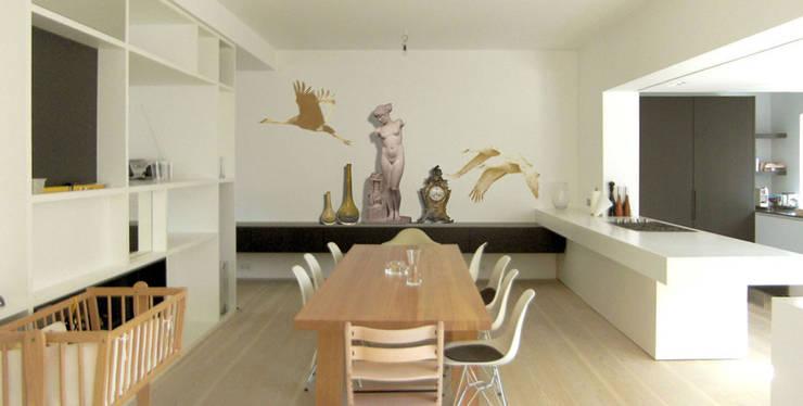 Salas de jantar  por Philipp Walter