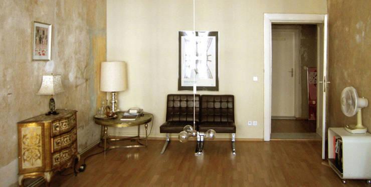 Salas de estar  por Philipp Walter