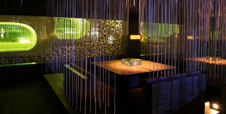 Bares y discotecas de estilo  por Philipp Walter