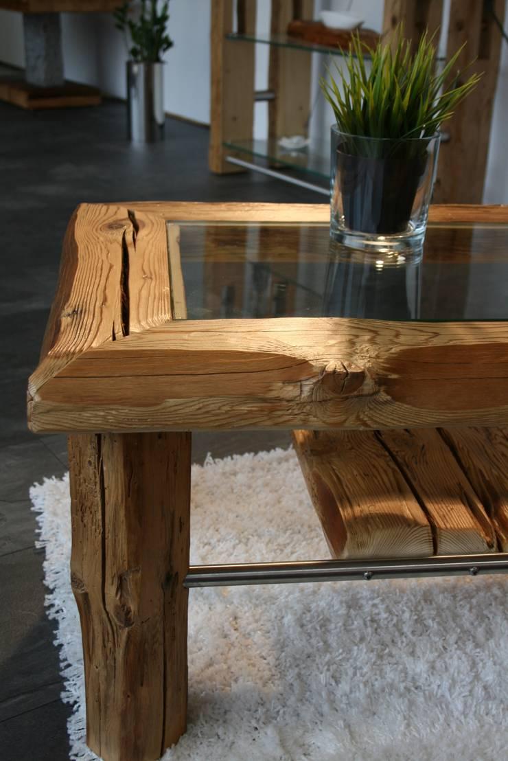Salones de estilo  por woodesign Christoph Weißer